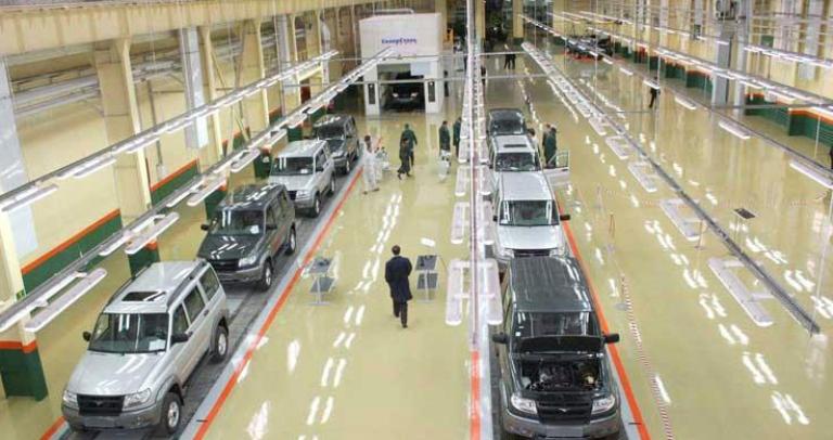 Акции автомобильных компаний