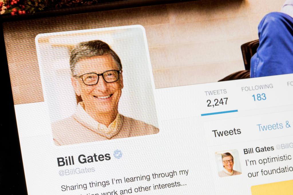 Как разбогател Билл Гейтс?