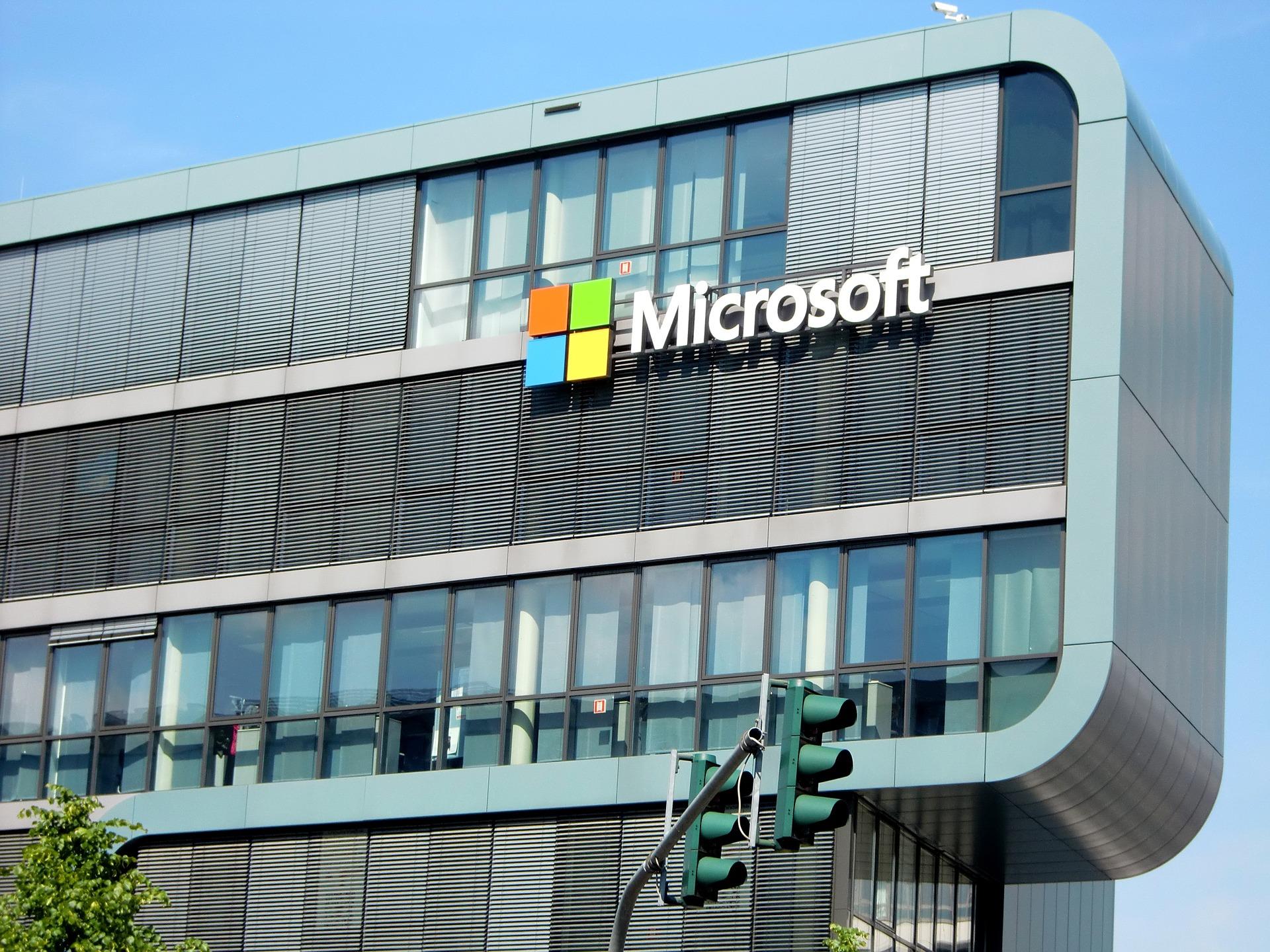 Акции Microsoft выросли на 6% после публикации квартального отчета