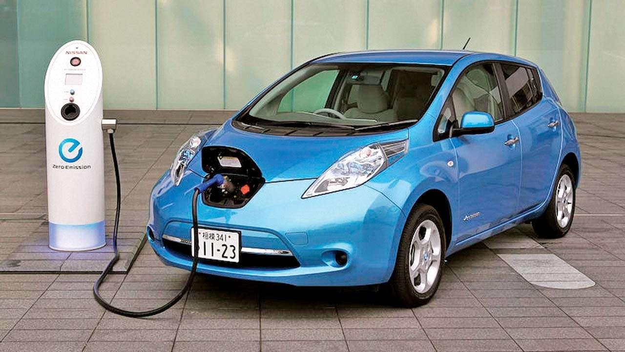 Российский рынок электромобилей ждет ослабление?