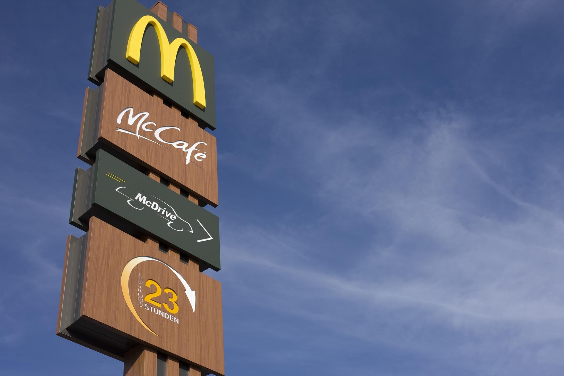 Тренды в квартальном отчете McDonald's