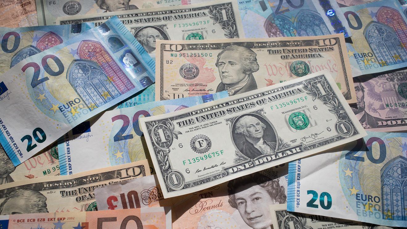 Россия отказывается от доллара в пользу евро