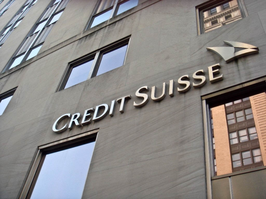 Банк Credit Suisse отчитался об оттоке $ 7 млрд.