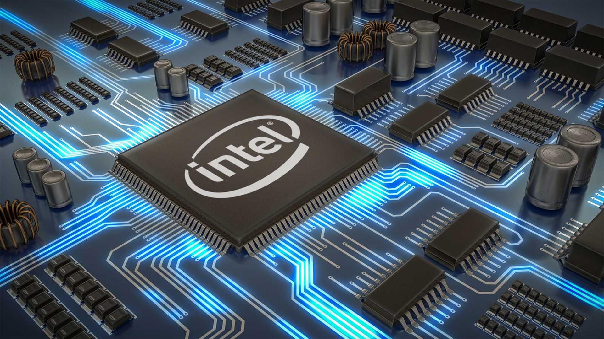 Intel отчитался о снижении прибыли на 1%