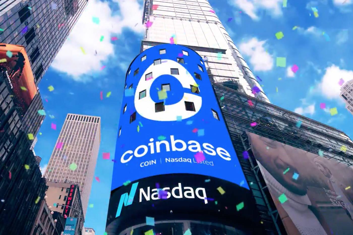 Акции Coinbase снижаются под давлением регуляторов