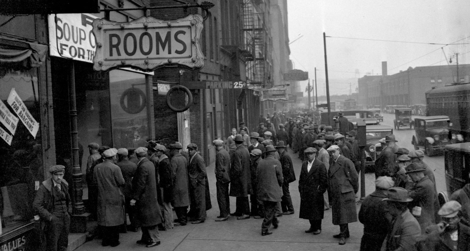 Джереми Грэнтэм: нынешний пузырь больший, чем перед Великой депрессией