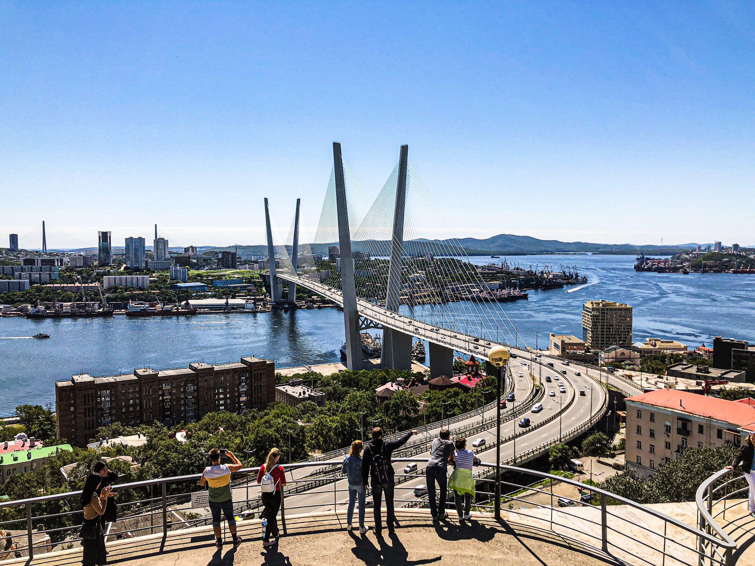 Владивосток готовится к старту ВЭФ