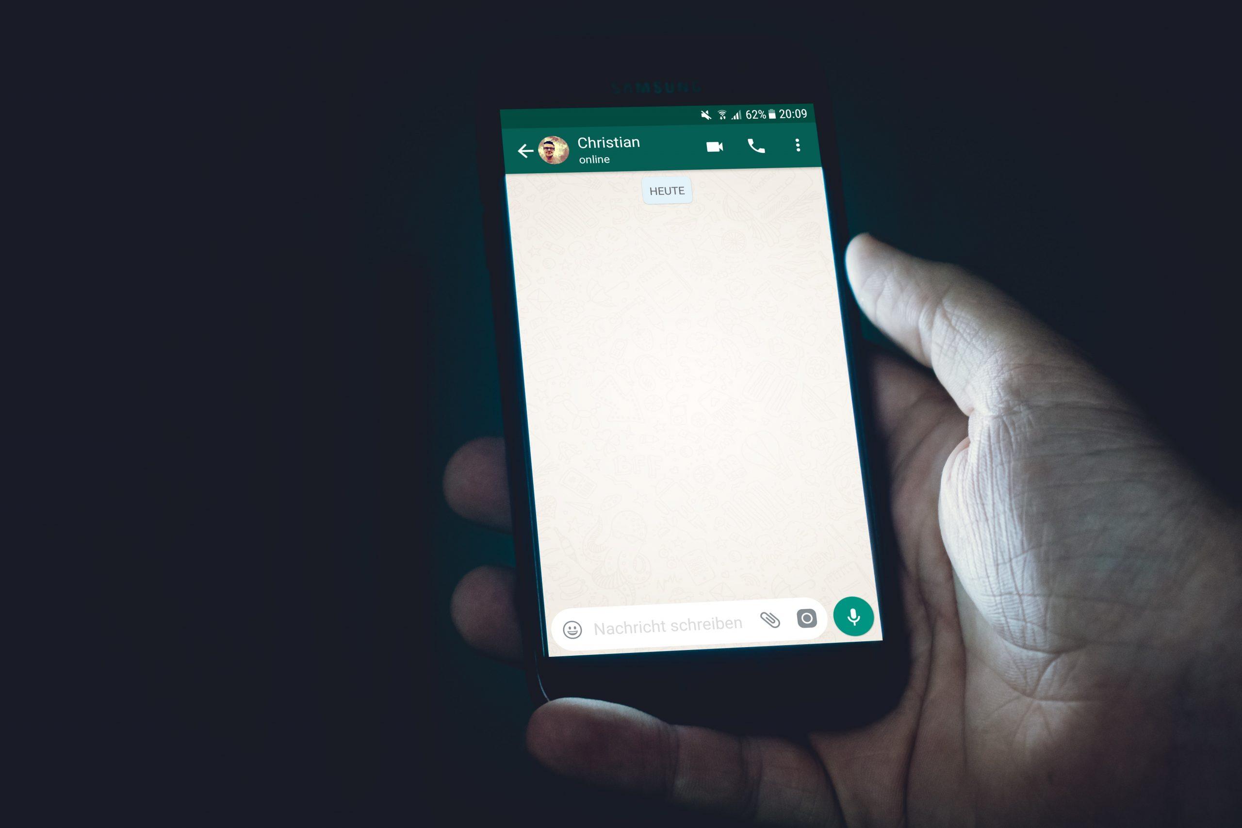 WhatsApp столкнулся с рекордным штрафом